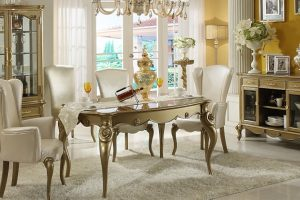 DOROTHEA DINING TABLE