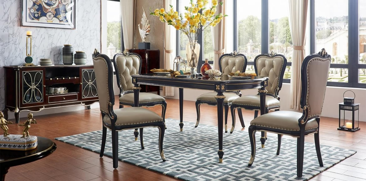 GRANLEY DINING TABLE