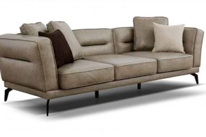 DENVER 2 SEATS SOFA190*97*94 CM