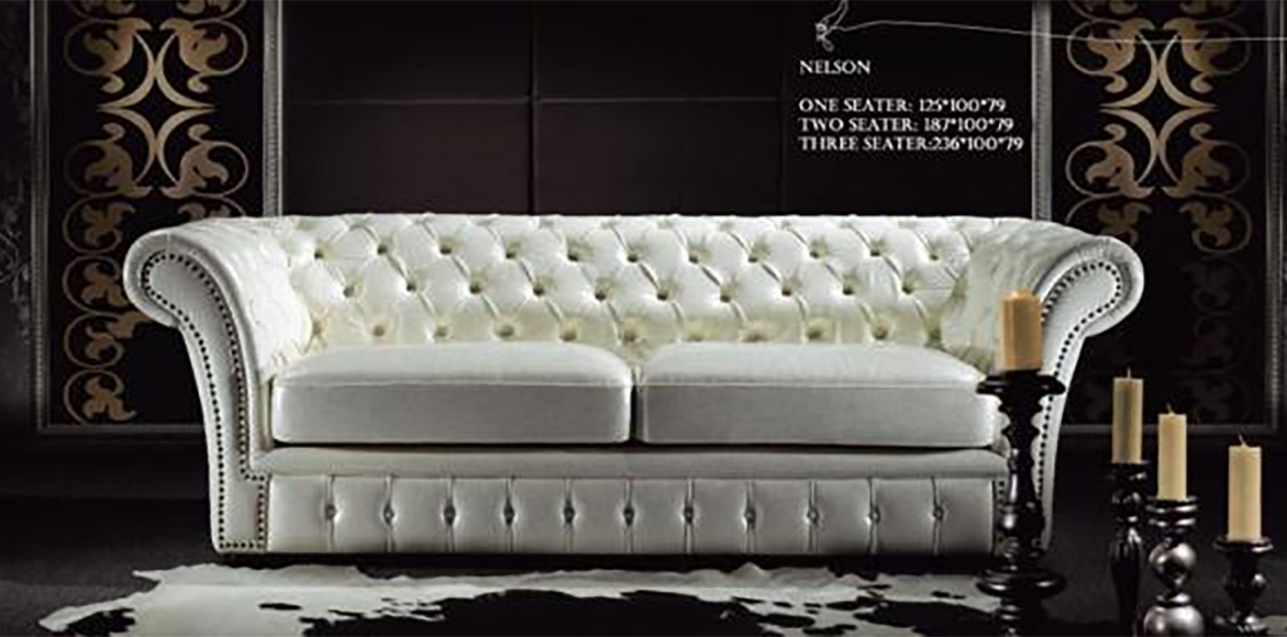 NELSON 3 SEATS SOFA