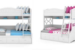GOETHE 2 KIDS BEDROOM