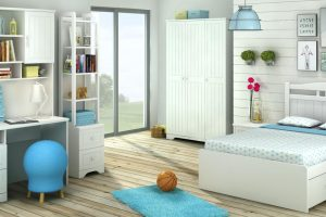 GOETHE 3 KIDS BEDROOM