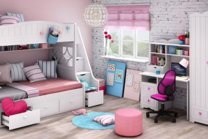 GOETHE KIDS BEDROOM