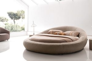 OVALE BED