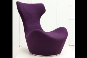 WHEEL ARMCHAIR
