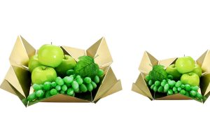 Fruit basket (L) GP-04058-QT