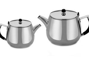 Tea pot (L) H-053