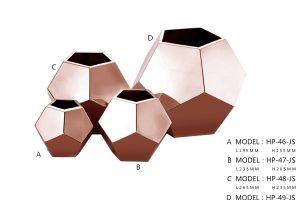 Table Vase (L) HP-48-JS