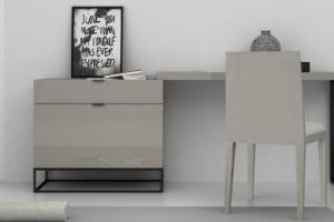 PLANO DRESSING TABLE 120*41*75 CM