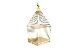 Table Decoration, (M) Cage YS-02235-HK