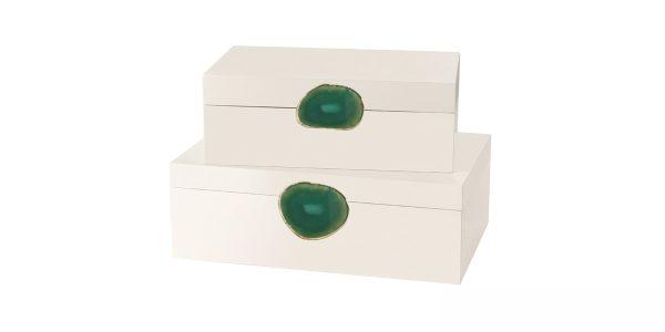 Decorative box (L) ZH-03092