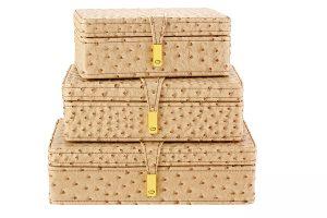 Decorative box (L) ZH-03125