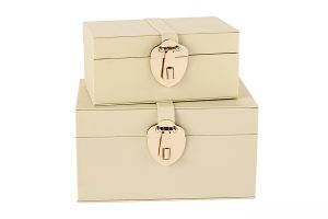 Decorative box (S) ZH-03129