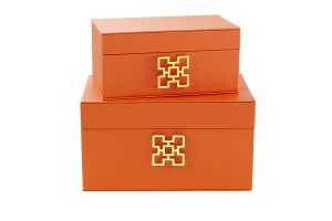 Decorative box (L) ZH-03130