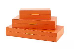 Decorative box (L) ZH-03132