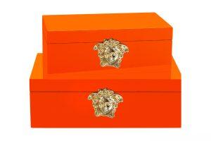 Decorative box (L) ZH-03156