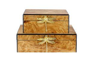 Decorative box (L) ZH-03158