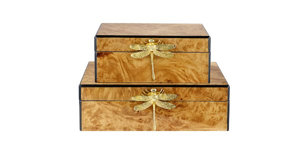 Decorative box (L) ZH-03158