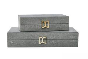 Decorative box (L) ZH-03165