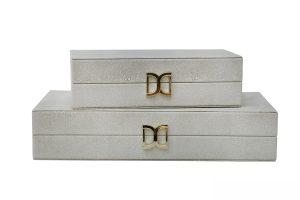 Decorative box (L) ZH-03167