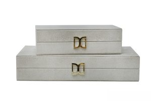 Decorative box (L) ZH-03167