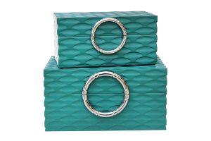 Decorative box (L) ZH-03171