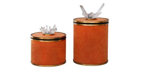 Decorative box (L) ZH-03173
