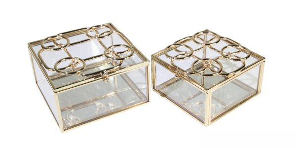Decorative box ZH-03572