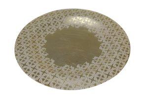 Dinner Plate ZH-03589